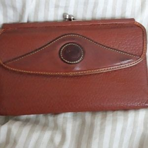 Dooney & Bourke  Vintage Leather Wallet